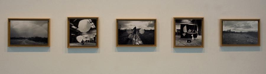 Yo-Yo Gonthier, L'invisible, 2012