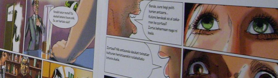 KMK. Rekalde-Ortzadar Komiki Lehiaketa 2012