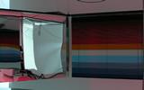 Haegue Yang, Moldaketa sentiberen saila- itzalik gabeko ahotsa hiruren gainean (2008). Site-specific instalazioa. Desberdintasun simetrikoa, sala rekalde, Bilbao. Fotografía: Begoña Zubero. (8)