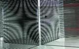 Haegue Yang, Moldaketa sentiberen saila- itzalik gabeko ahotsa hiruren gainean (2008). Site-specific instalazioa. Desberdintasun simetrikoa, sala rekalde, Bilbao. Fotografía: Begoña Zubero. (11)
