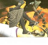 USOA FULLAONDO. De cuando creíamos en los extraterrestres, 2010. Collage. 17 x 18 cm.