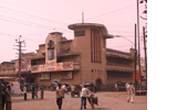 JASONE MIRANDA-BILBAO. The Odyssey at a cinema by the railway station, 2009. Bideoa HD, 15 min
